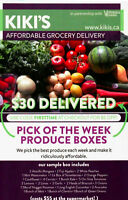 PRODUCE DELIVERY TO YOUR DOOR