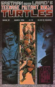 Teenage Mutant Ninja Turtles Comics (1990-1993)