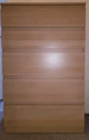 BedroomDrawer unit