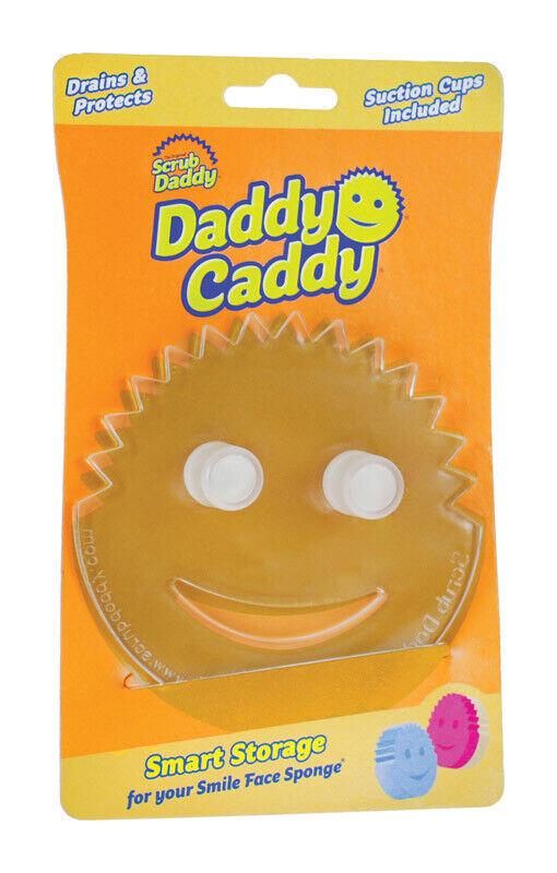 Scrub Daddy Daddy Caddy Heavy Duty Sponge For Household 1 pk -Pack of 1