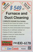 STAN the DUCT MAN - Furnace and Duct Cleaning