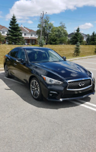 2016 Infiniti Q50 V6 Lease Take Over