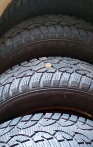 SNOW TIRES- Honda Accord