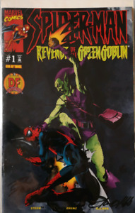 """SPIDERMAN*: REVENGE OF THE GREEN GOBLIN #1"""