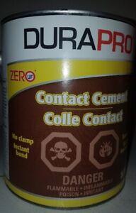 DuraPro Contact Cement. 3.78L