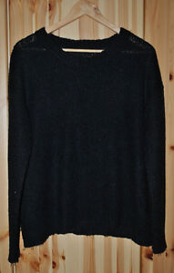 2 sweaters: Blush pink Old Navy and Black G21 London Ontario image 5