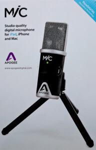 Apogee MiC Professional Microphone LNIB