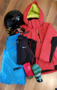 Boys Snowboard or Ski Outfit.  Size 12