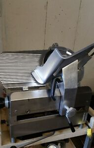 """OMEGA MEAT SLICER AUTOMATIC """"12 INCH BLADE"""" FOR SALE"""