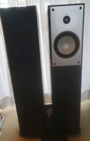 Pair of Mordaunt Short MS914 Speakers - Black