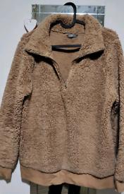 Marks and Spencer Fleece jumper Size UK 8