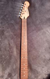 Cruiser guitar neck