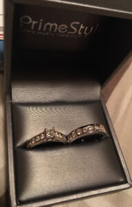 Diamond Bridal Set Rings
