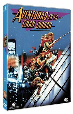 Aventuras en la gran ciudad - DVD
