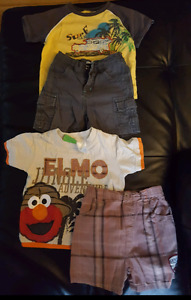 Lot of boy clothes -full box