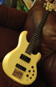 Vintage Bass: '82 Ibanez Musician Bass MC924PW (Fretted)