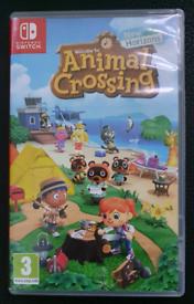 Animal Crossing New Horizon - Switch Game