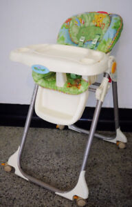 Fisher Price Rain-Forest High Chair