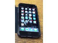 Swap iPhone 7plus 128gb jet black Unlocked