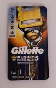 GILLETTE FUSION PROSHIELD 5 MANUAL RAZOR - 1 CARTRIDGE