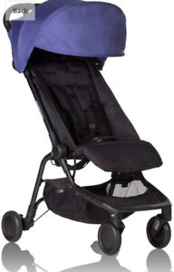 Mountain buggy stroller