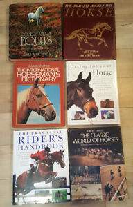 Variety of Horse Books - Collection of 50+