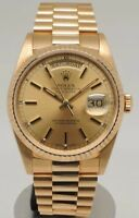 ROLEX President DAY-DATE ref.18238 Double QuickSet (cert+box)