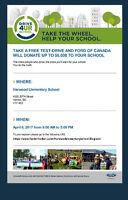 Ford Drive 4UR School @Harwood Elementary School