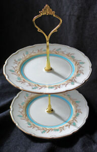 SMALL 2 TIER CAKE STANDS