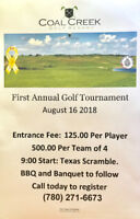 Support Our Troops Golf Tournament