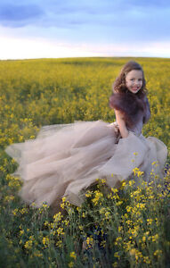 {Couture Dress Sessions for Little Girls}