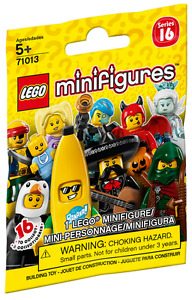 LEGO® MINIFIGURE  S16: WANTED BABYSITTER & SCALLYWAG PIRATE NEW