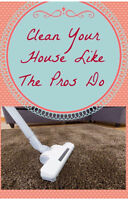 Cheap House Cleaning with Excellent Service