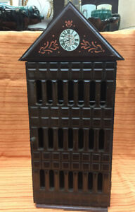 VINTAGE TALL HANGING SPICE RACK MISSISSAUGA KITCHEN DECOR
