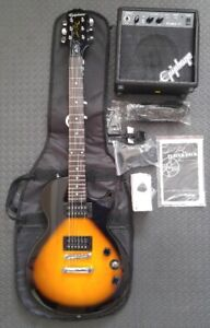 Epiphone Guitar Pack Series Electric Guitar Player Pack, Vintage