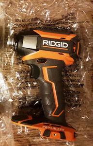 Brand New Ridgid 18v Brushless GEN5X Impact Driver (Tool only)
