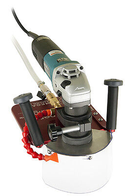 Red Ripper Ultralight™ Router Stone Router for Granite counter tops.