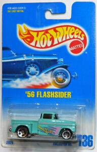 Hot Wheels 1/64 '56 Flashsider Diecast Car