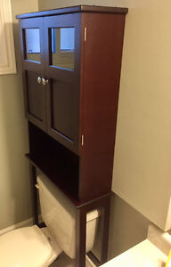 Space saving - above Toilet wall cabinet - BURLINGTON