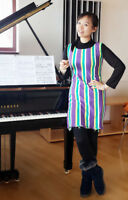 In- Home Piano/Accordion Lessons in Toronto 钢琴手风琴教学