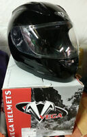Motorcycle Helmet - Never Used - Size Large