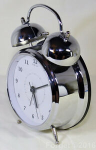 For Sale. Nextime Wake Up Retro Style Alarm Clock 6 inch Oakville / Halton Region Toronto (GTA) image 2
