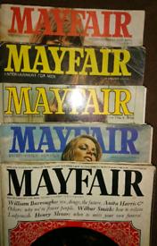 Job Lot Vintage Magazines Gents RARE!