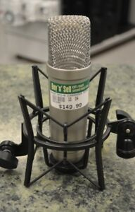 Rode NT1-A Condenser Microphone with Shock Mount