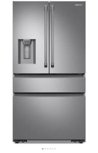 "Brand New Samsung Stainless Steel 36"" Four Door Fridge"