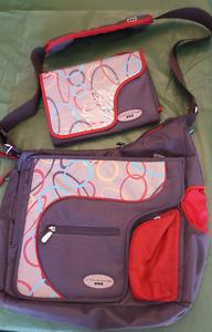 New JJ Cole diaper bag