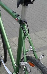 Vintage limited edition Ibis Hakkalugi steel frame bike Downtown-West End Greater Vancouver Area image 6