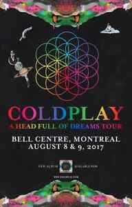 COLDPLAY 8 AOUT 2017