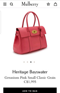 Mulberry Bayswater women's bag