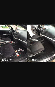 Cheap interior Vehicle cleaning services